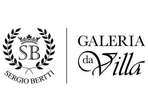 Logotipia Galeria da Villa Sergio Bertti